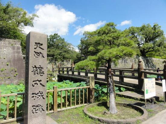 鶴丸城跡.JPG