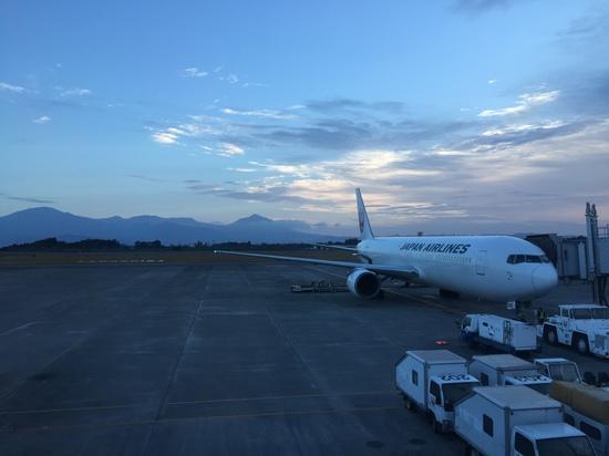 鹿児島空港 JAL.JPG