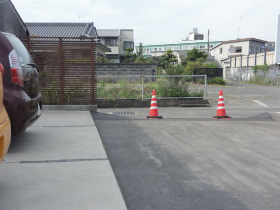 第一駐車場整備.JPGのサムネイル画像