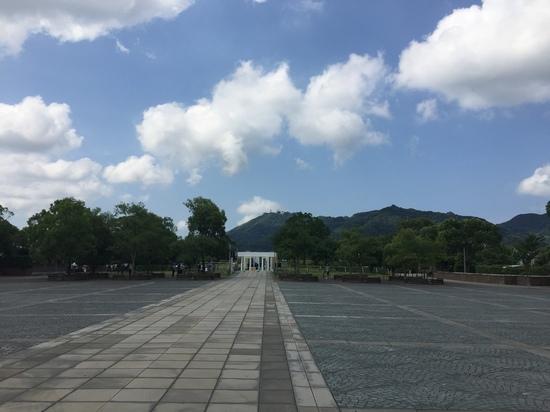 2016.7.31 稲佐山.JPG