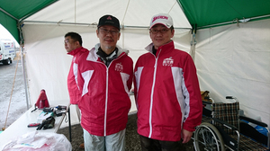 鹿児島マラソン救護活動