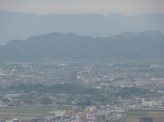 城山公園から隼人.JPG