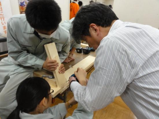 生徒さん達とコラボ.JPG