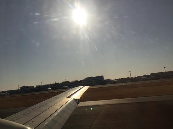 鹿児島空港 着陸.JPG