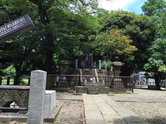 彰義隊記念碑.JPG