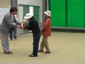橋口整骨院杯ゲートボール大会